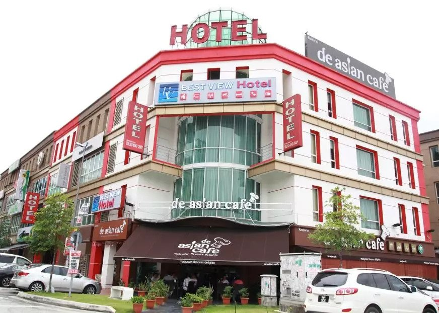 A History of Best View Hotel