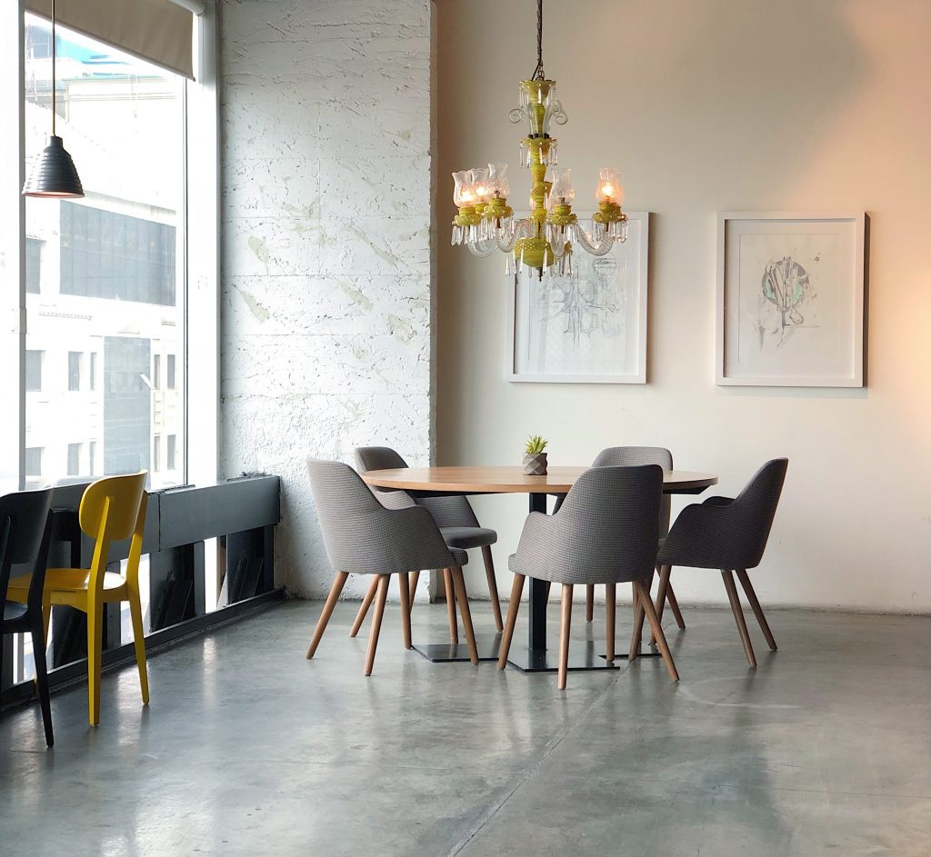 Importance element of commercial interior design